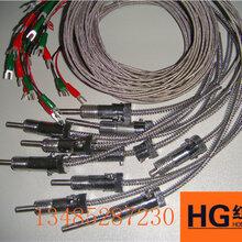 红光供应pt100热电阻,防爆热电阻,热电阻价格图片