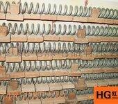 红光供应耐高温ocr21al6nb1350度铁铬铝电热丝