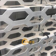 門頭裝飾沖孔網-奧迪外墻裝飾網精致亮眼圖片