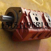 山西JHP2050/2032齿轮泵高压齿轮泵铸铁齿轮泵价格图片