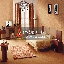 中式宾馆酒店家具厂家定制宾馆家具TF-162