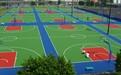大连市水性硅pu篮球场材料专业销售与施工单位!