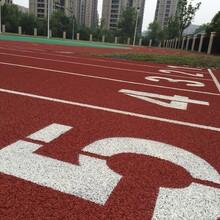 深圳塑胶跑道施工,塑胶跑道材料厂家