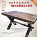 加厚型交叉脚实木桌子品艺实木桌子批发桌子厂价桌子定制