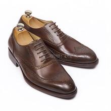 角度訂制手工男鞋-為什么要選擇手工定制皮鞋圖片