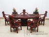 红木茶台定制、实木茶台组合、茶台批发价格、逸轩阁红木家具