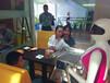 珠海送餐机器人购买珠海餐厅机器人加盟欧铠服务机器人直销
