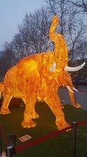 玫瑰花海花灯LED动感水晶光雕上海牛奔文化传媒有限公司独家出售现场验货