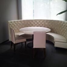 专业生产高档卡座酒店KTV包房卡座沙发半圆形卡座