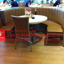 金华厂家直销西餐厅沙发咖啡厅软包卡座批发