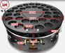 郑州隆恒红豆饼机商用红豆饼机燃气32孔红豆饼机提供技术培训