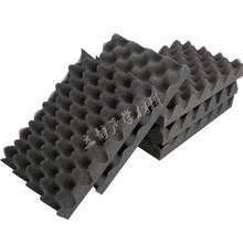 深圳波峰棉厂家18kg50mm鸡蛋棉录音棚吸音材料
