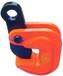 供应钢板起重钳规格型号、LA型横吊钢板起重钳(DHQA)产品价格、销量好、信用高、腾力信起重有限公司。