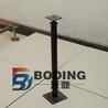 山西控制中心配套防静电通风地板安装