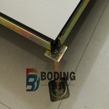河南程控电话生产车间地板配套防静电通风地板厂家
