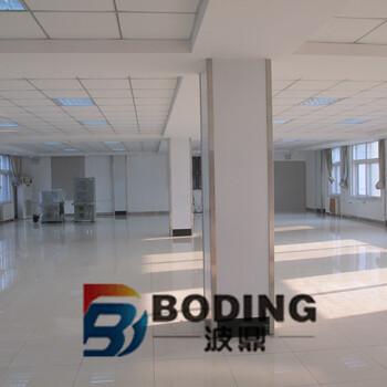 内蒙古计算机教室全钢通风防静电地板厂家