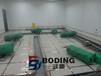 臺灣多媒體教室全鋼防靜電通風地板安裝