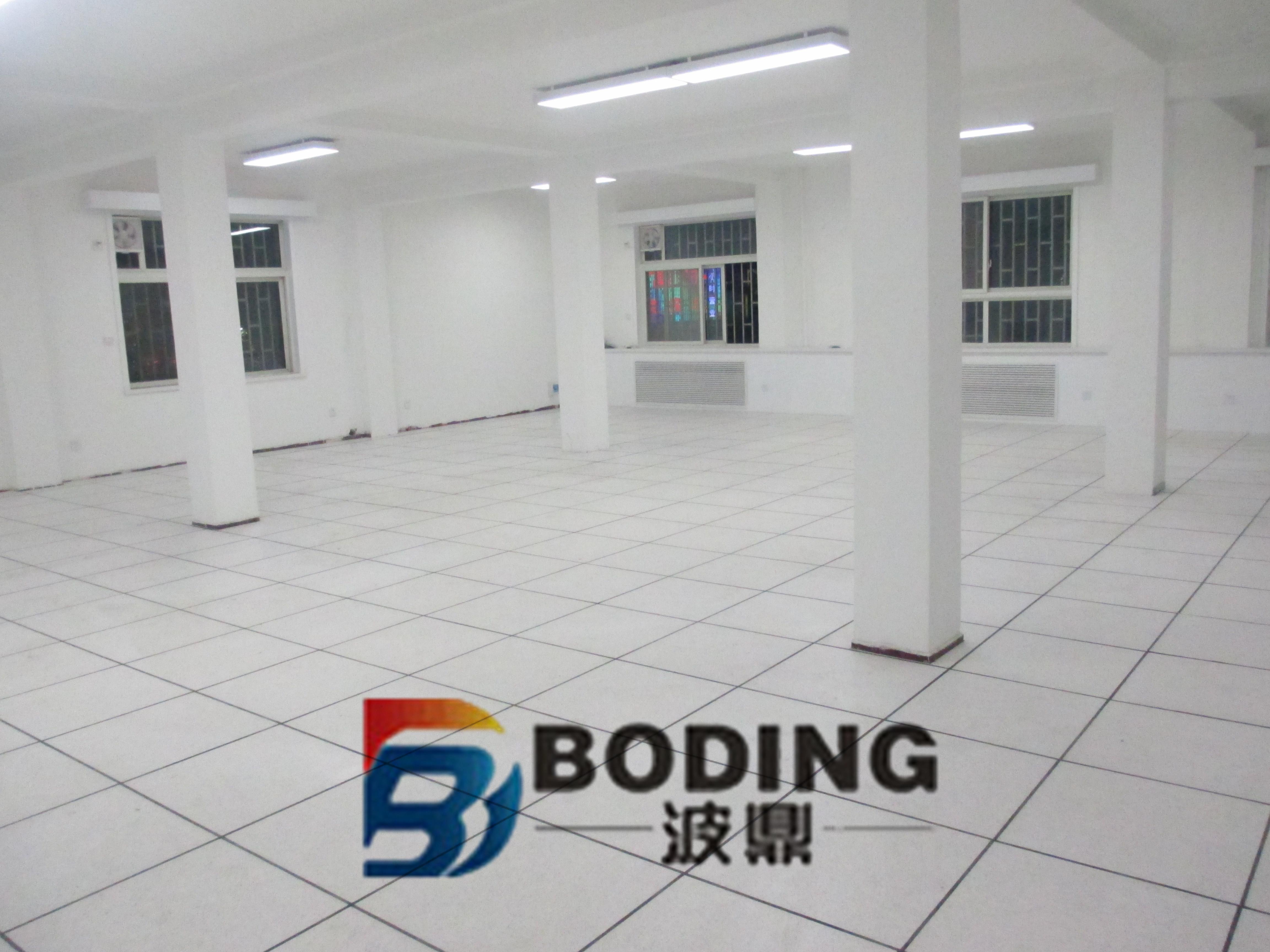 河南电台控制室 可调通风防静电地板供应