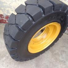 强力8.25-15实心轮胎工程机械轮胎山东厂家直销