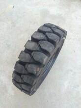 强力5.00-8实心轮胎叉车用轮胎工程机械轮胎
