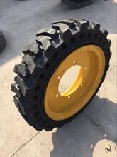 厂家直销8.25-16实心胎8.25-20装载机实心轮胎全新正品三包