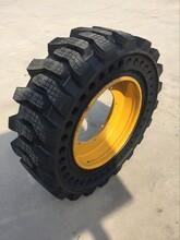 装载机轮胎实心胎16/70-24实心轮胎