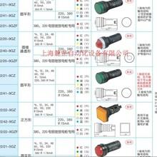 圆形通透性江阴长江直径22MM信号灯AD11-22/21-9GZ+AD11-22/21-9GZFR220V图片