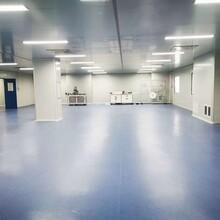 供應廣西食品廠無塵車間設計安裝,彩鋼板安裝工程,風淋室圖片