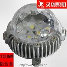 浙江杭州厂家供应LED点光源质量好工程品质值得信赖-灵创照明图片