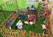 春天到了聚人氣小動物出租活潑斑馬展覽羊駝草泥馬租賃