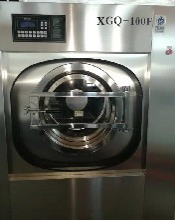 宾馆洗衣房专用洗涤设备大型?#39057;?#24202;单被罩洗衣机图片