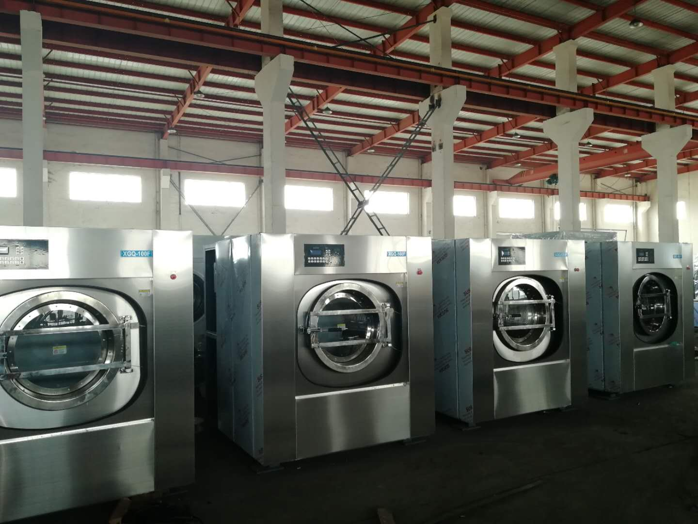 大型医院洗涤机械医院用床单被套洗衣机烘干机设备