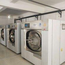 酒店宾馆洗衣房用洗涤设备新款全自动变频洗衣机烘干机图片