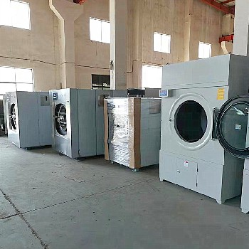 荷涤医院烘干机,医院用洗衣机操作简单