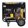 移动式柴油电焊机