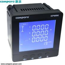 三相电能质量分析仪供货厂家Compere/康派图片