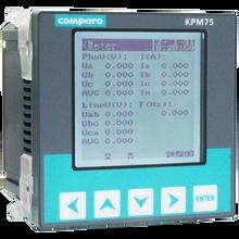 KPM75智能电力仪表电能质量监测电能测试分析仪仪表装置记录仪图片
