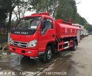 农用消防洒水车,东风4吨国五消防洒水车图片