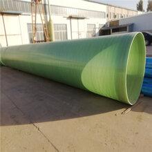白山玻璃钢管道规格图片