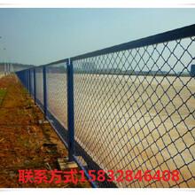 仓库车间镀锌花格网#上海小区门窗防盗网#停车场隔离网