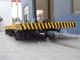 非標重型模具搬運平板拖車定制各種款式平板拖車圖片