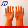 13针尼龙浸胶pvc颗粒止滑手套耐油耐酸碱手套防护用品劳动保护安全工业劳保手套