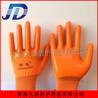 九鼎手套橘纱浸胶小全挂手套木业建筑手套耐磨防护手套