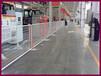 钢板网菱形孔铁丝网安全防护栏网车间隔离栅隔离栅