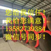 供热用聚氨酯直埋保温管厂家图片