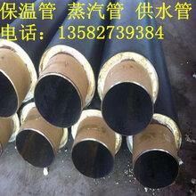 预制直埋聚氨酯保温管每米价格图片