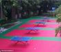 乒乓球场运动悬浮拼装地板
