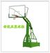 箱式移动仿液压豪华篮球架,深圳体育器材篮球架厂家