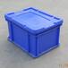 塑料周转箱韩式物流箱收纳整理箱可插式物流箱可堆式周转箱消毒餐具箱专用箱塑料餐具箱14套-25套餐具箱塑料物流箱