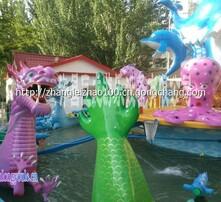儿童乐园设备,公园游乐设施,群龙闹海游乐设备,儿童游艺设施图片